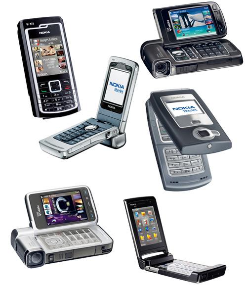 Иконки телефонов