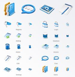 Красивые и качественные иконки для сайта