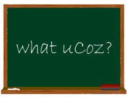Что такое uCoz?