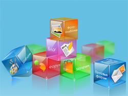 Создание сайта в системе uCoz